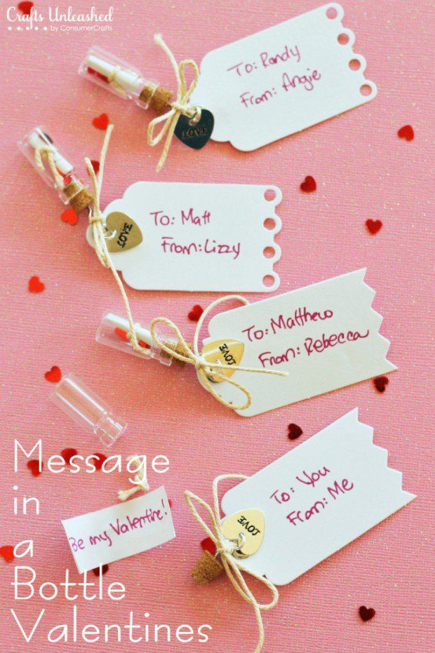 21 Cute Diy Valentine S Day Gift Ideas For Him Me Him
