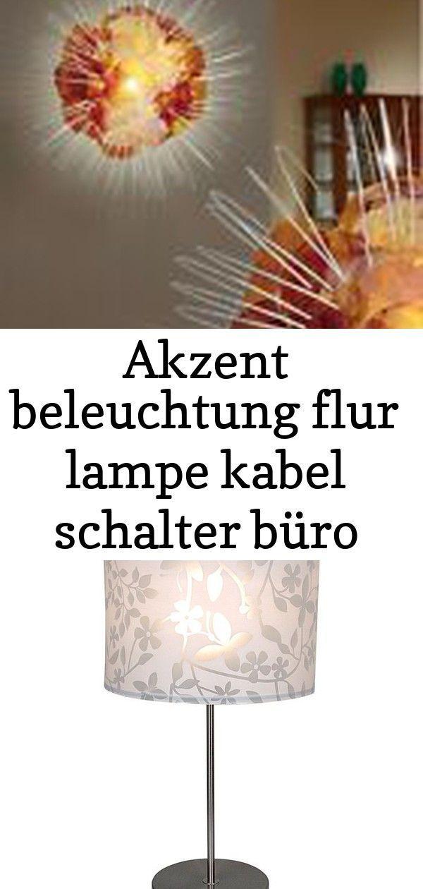 Akzentbeleuchtung Flur Lampe Kabel Schalter Buro Wandleuchte Grosses Licht Eclairage Interie Beleuchtung Akzentbeleuchtung Wandleuchte