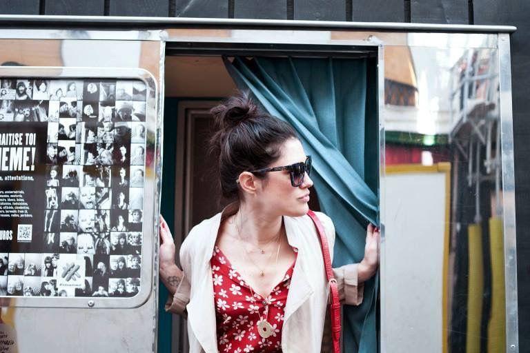 #fotoautomat #photomaton #montmartre #photobooth