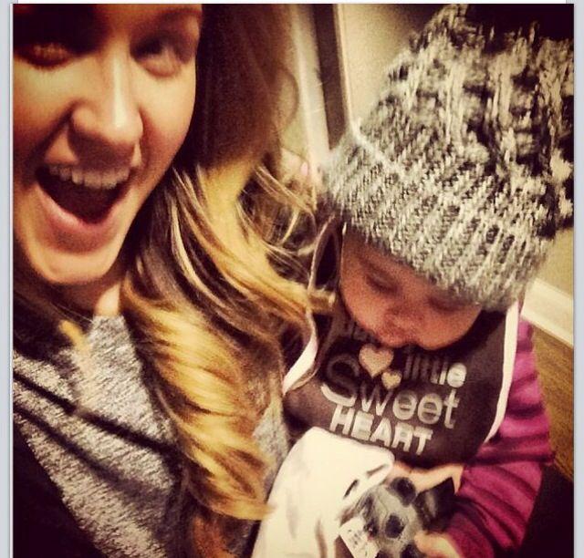 Britt and Ella