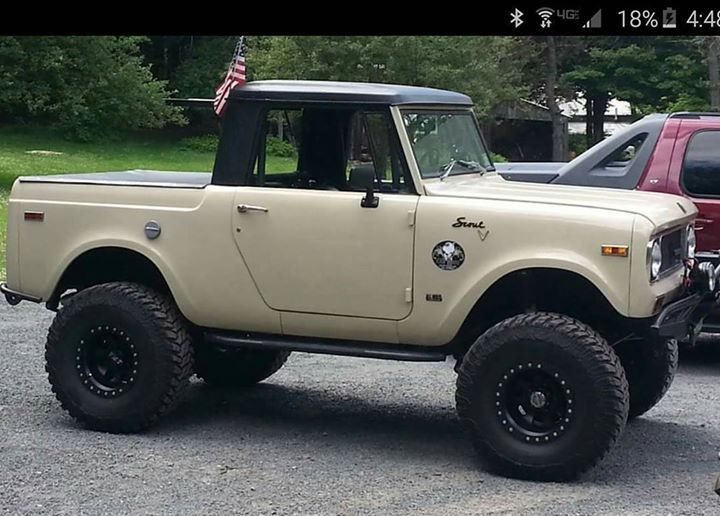 Image result for scout 80 | Scout 80 | International scout