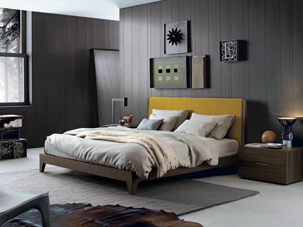 Кровать JAVA by Poliform | дизайн Soo K. Chan