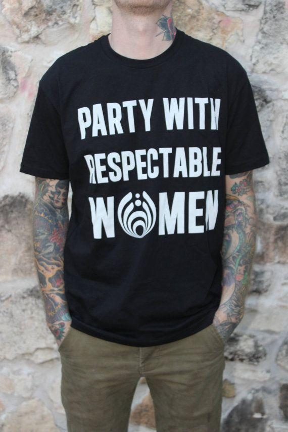 Black Bassnectar Party with Respectable Women by ImmersiveApparel