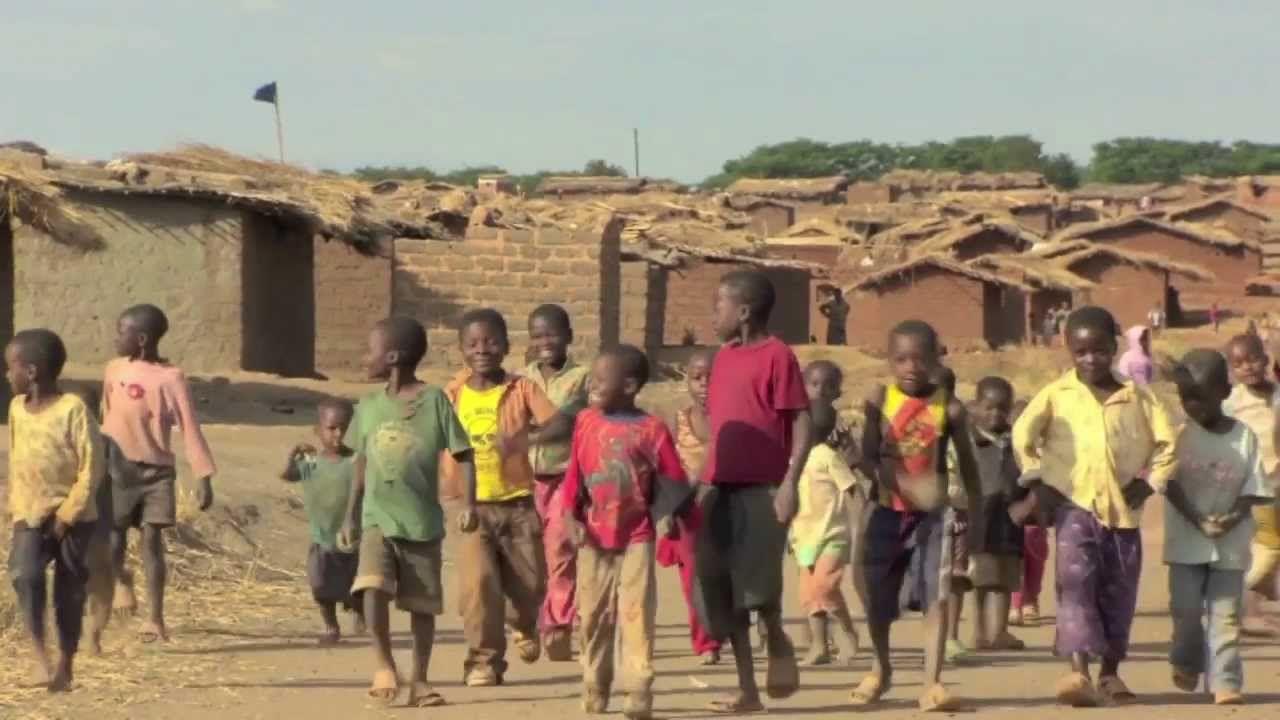 Unterwegs für die Sternsinger: Willi im Flüchtlingslager