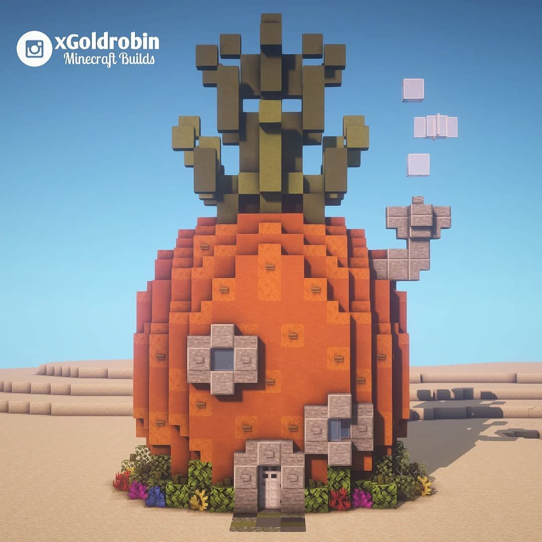 8,8 Likes, 8 Comments - Goldrobin - Minecraft Builder