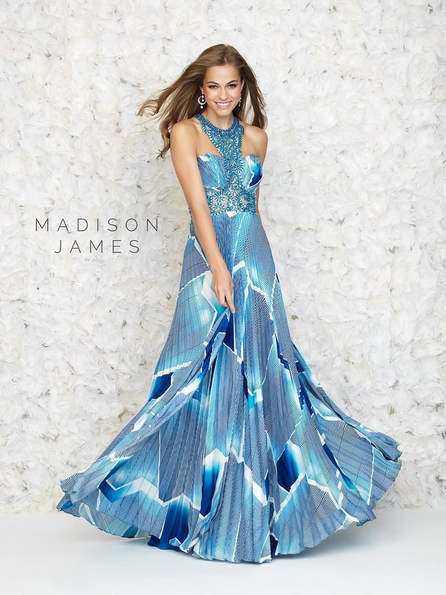 Madison James Plus Dress 15-135 | Terry Costa Dallas | Clothes I ...