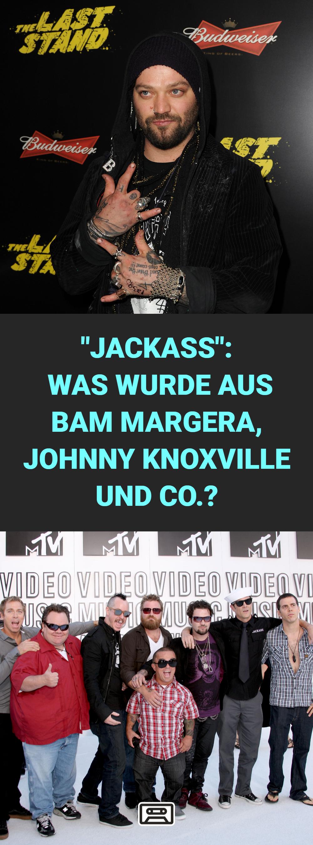 Jackass Darsteller