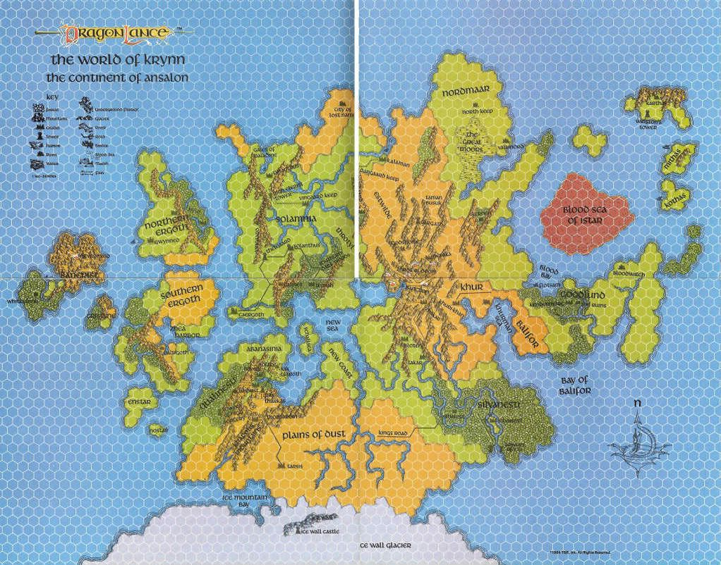 Dragonlance, continent of Ansalon | Fantasy World Maps in 2019 ... on neverwinter map, world diplomacy map, baldur's gate map, greyhawk map, isle of dread map, athas map, glorantha map, forgotten realms map, nirn world map, norrath map, treasure map,