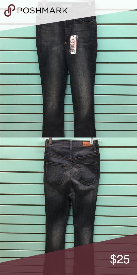 GJG Denim Jeans GJG Ho Waist Boot cut Jeans Size 3 NWT GJG Denim  Jeans Boot Cut