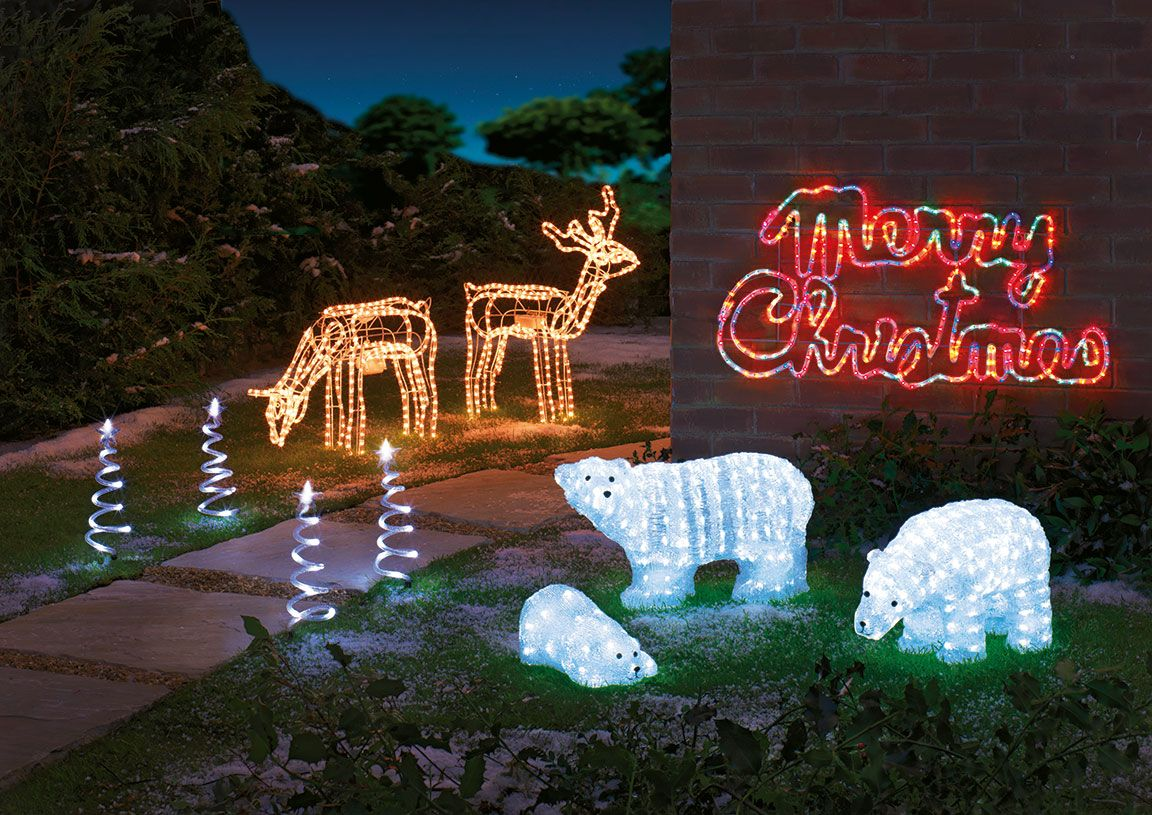 Argos Co Uk Quick Order By Argos Catalogue Number Polar Bear Christmas Christmas Lights Christmas Spirit