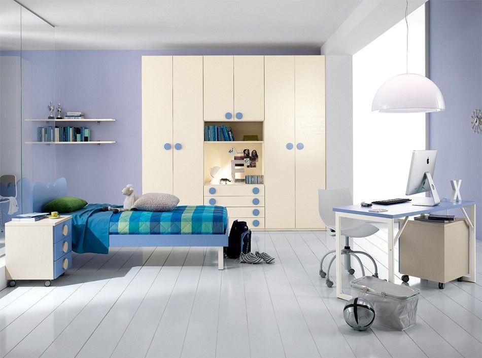 Modern Italian Kids Bedroom Set ONE 409 by Spar | Modern Kids ...