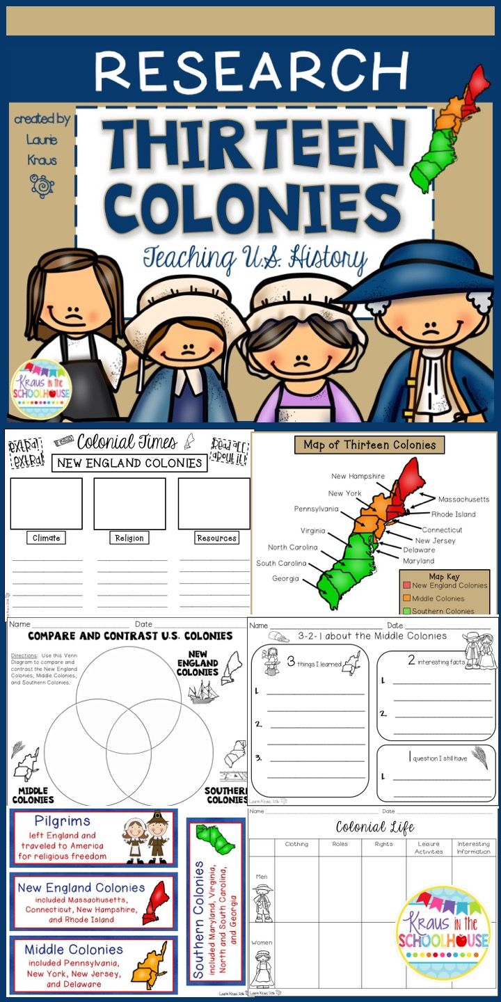 Colonies on pinterest 13 colonies social studies and colonial