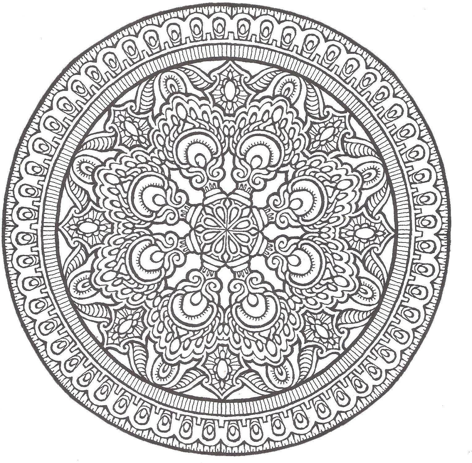Zentangle Coloring Pages Reddit Tips