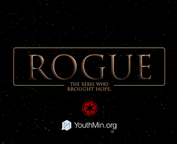 Rogue 3 week Sermon Series | Resources for Youth Ministry
