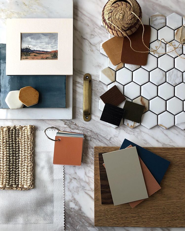 Interior Inspiration: Fall Color Palettes - Blissf
