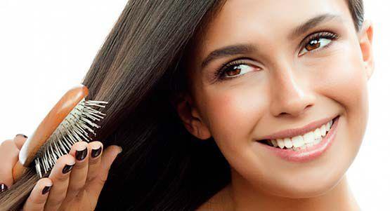 Кератиновое выпрямление волос в салоне «Сан-Ремо» проводится при активном участии специальных средств от бренда GKhair.