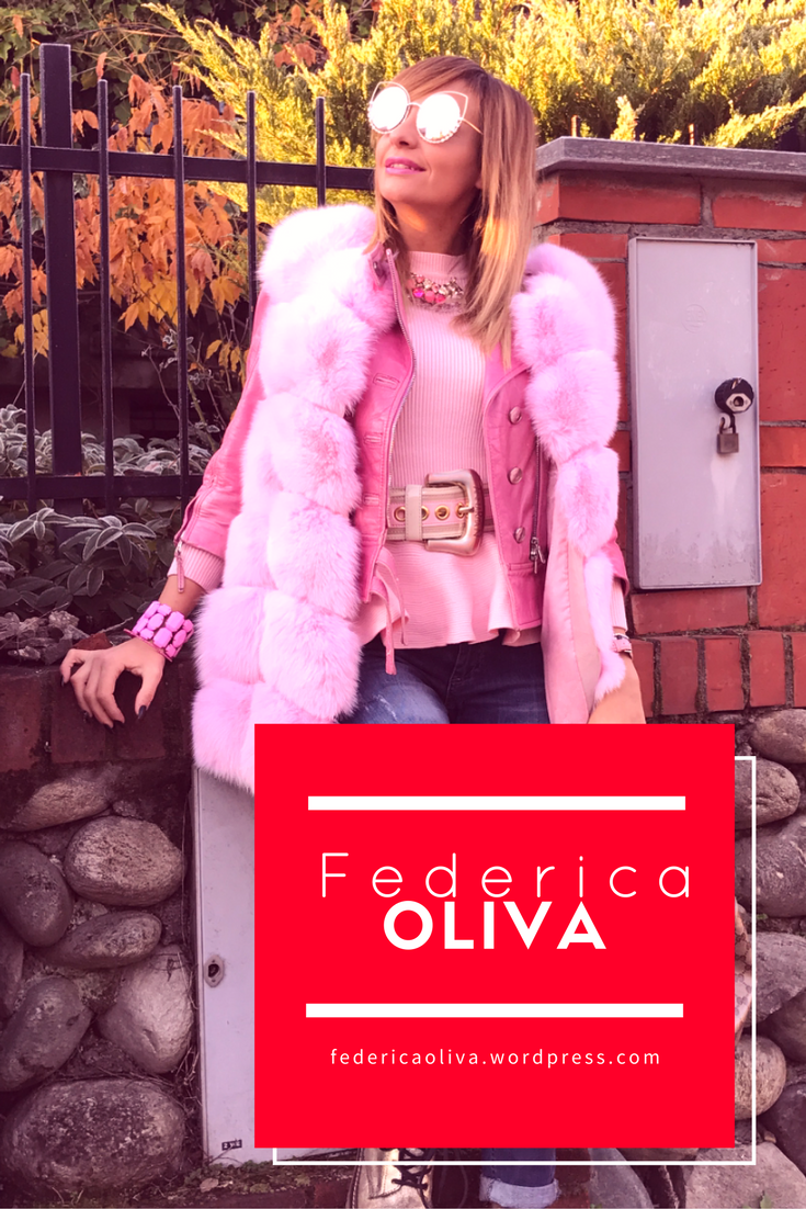 Welcome to our Italian fashion blogger Federica Oliva! So happy you joined our family <3 Check her style: https://federicaolivablog.wordpress.com