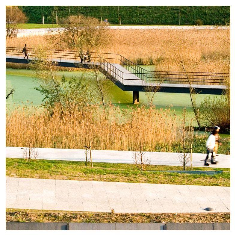 Batlle i Roig Arquitectes - Parque Atlántico en Santander [Spain, 2008]