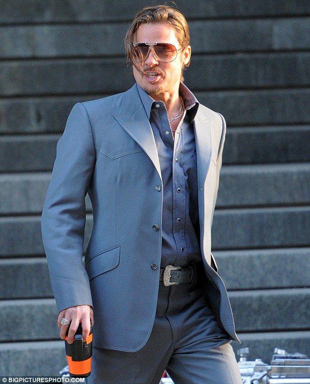 sharp suits scruffy men - Google Search