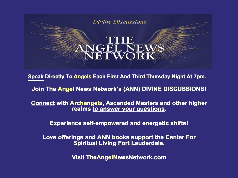 Please join Joel Dennis Anastasi spiritual journalist and author of