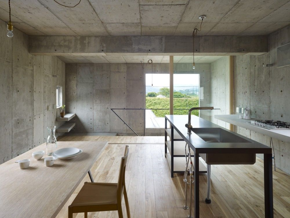 La Cámara de Yagi diseño / suponen, Ohno Japón La Cámara de Yagi diseño / suponen, Ohno Japón - Plataforma Arquitectura