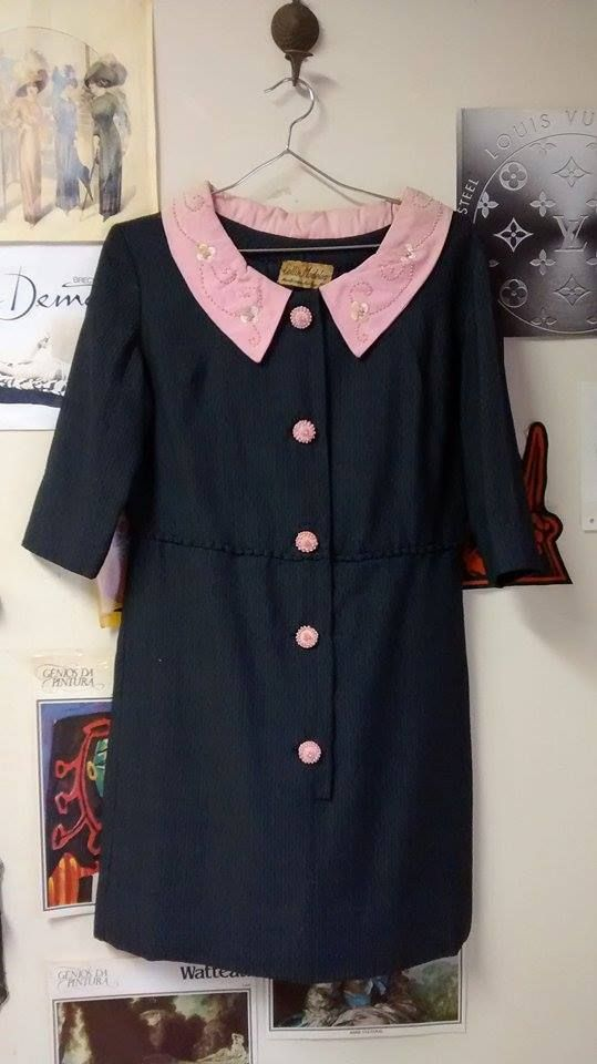 dress vintage acervodemode@