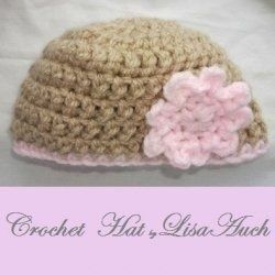 ffc70f216e2b FREE Crochet Baby Hat Patterns Ideal for Beginners - this one is only  single crochet