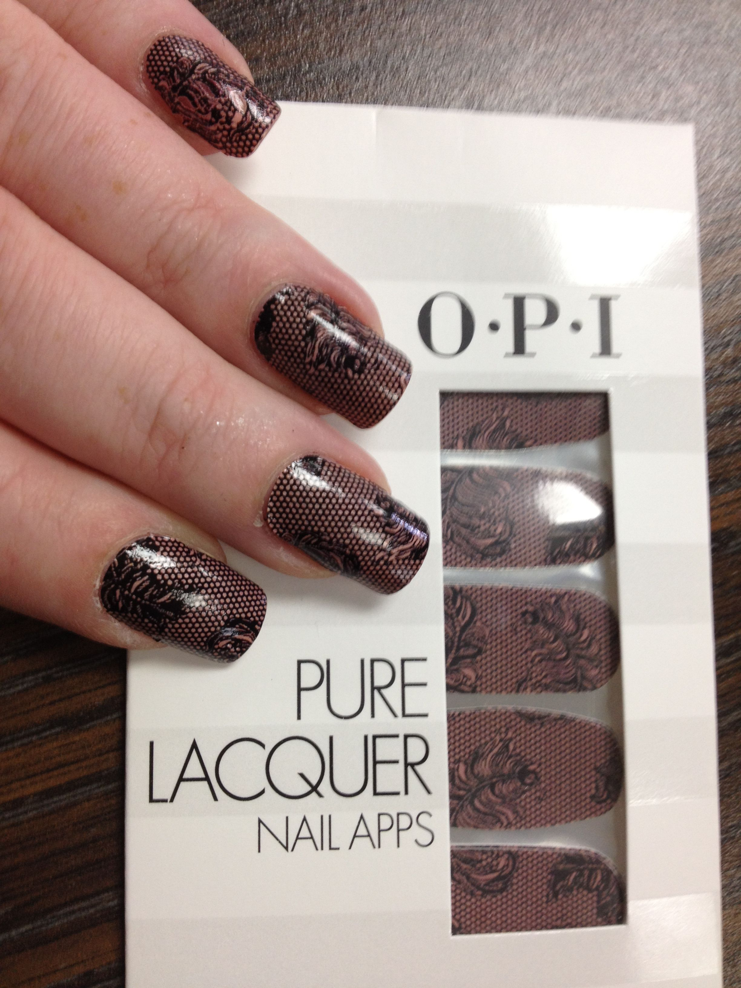 OPI Nail Apps @ Modern Edge School of Cosmetology