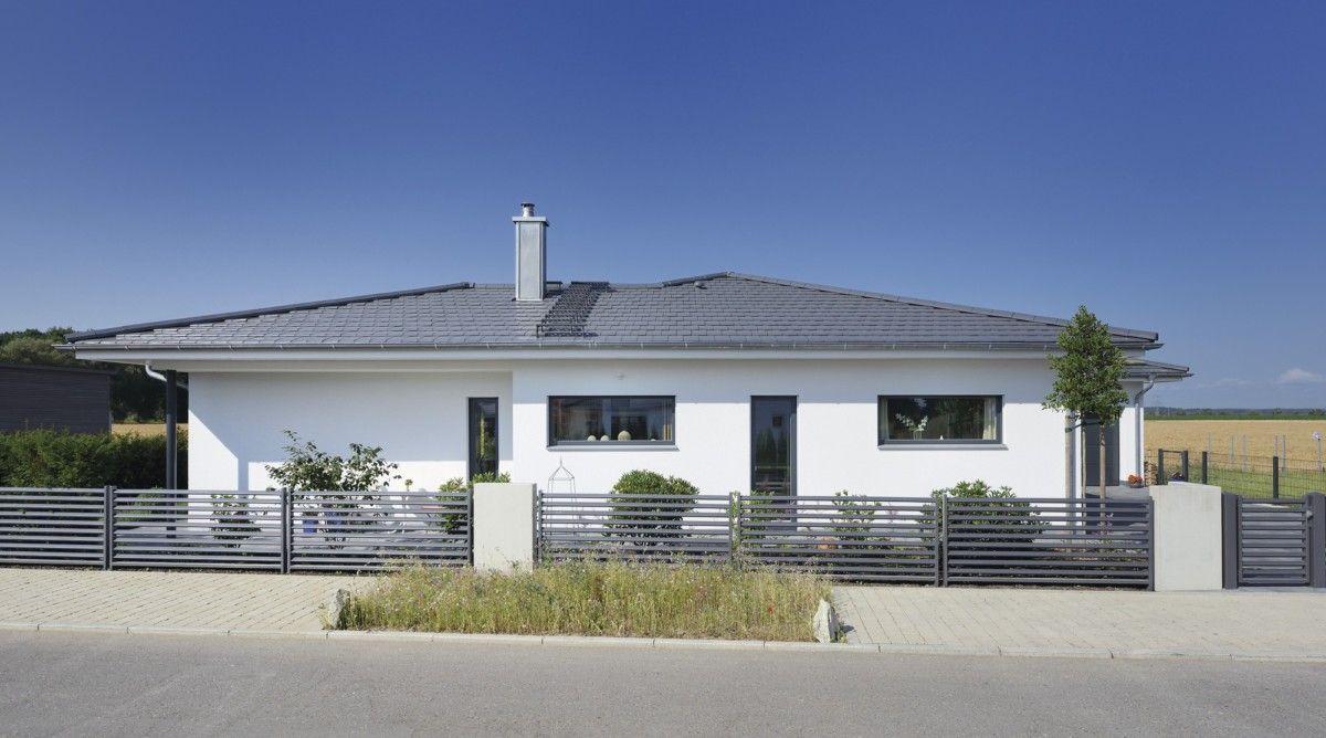 Schlüsselfertiges Massivhaus Spektralhaus: Fertighaus In Holzbauweise Von
