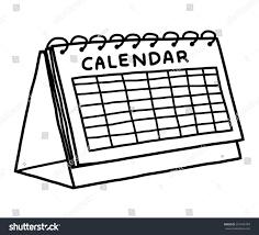 Calendar white. Image result for clipart