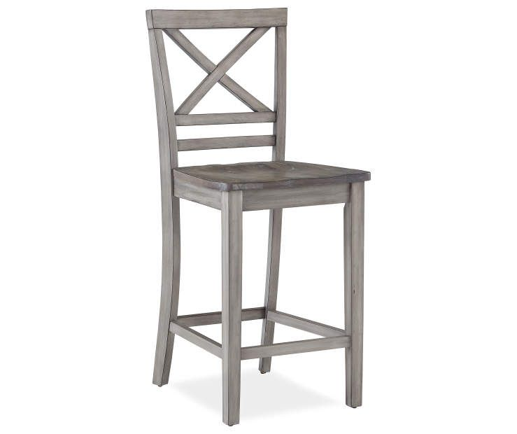Get A Pair Of Full Back Counter Height Barstools For A Low Price At Big Lots These Fairhaven Barstools Are Pe Counter Height Chairs Bar Stools Rustic Counter