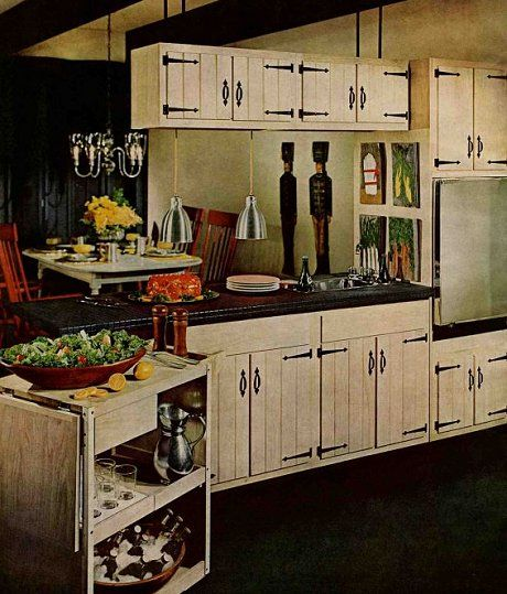 Kitchen Cabinet Doors For Knotty Pine Or Painted Coolonial Kitchens Kitchen Retro Retro