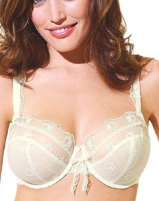 25aa1d88179d9 New Panache Superbra Eliza Balconette Ivory Bra - 4151 - Sizes 30-36 ...