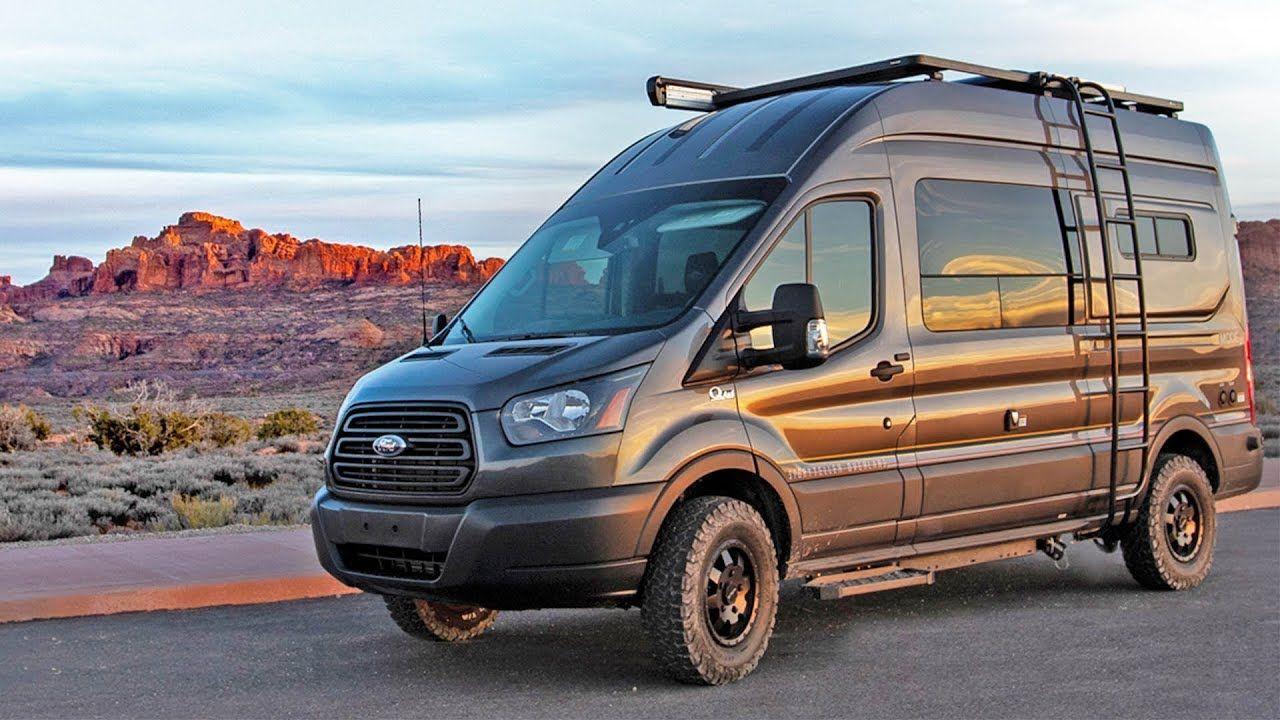 Ultimate 4x4 Ford Transit Camper Van Tour Storyteller Overland Mode 4x4 Youtube Ford Transit Transit Camper Ford Transit Camper
