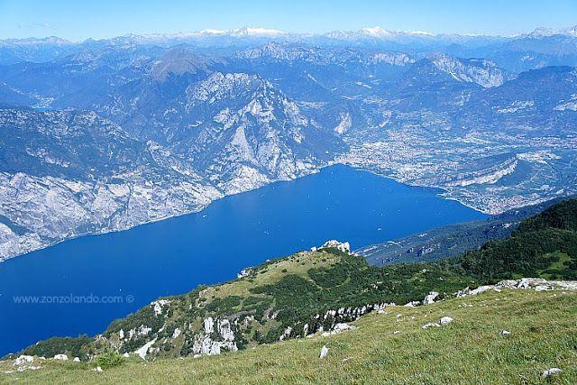 Monte Altissimo Catena del Monte Baldo  affiforever  Lake garda Lake como e Italy