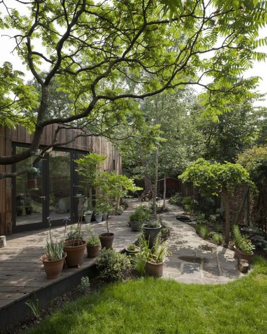 Two Hillside Cabins In The Trees By Feldman Architecture: Tree House / 6a Architects