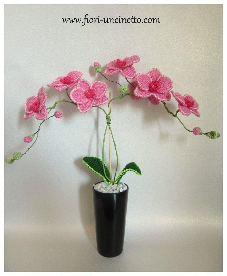 Catalogo - Fiori all\'Uncinetto - Crochet Flowers | flores ganchillo ...