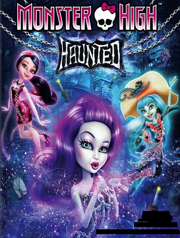Monster high haunted มอนสเตอร ไฮ หลอน httpssiam