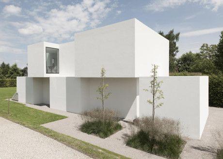 House DZ in Mullem 2 460x328 Дом с врачебной практикой в Бельгии