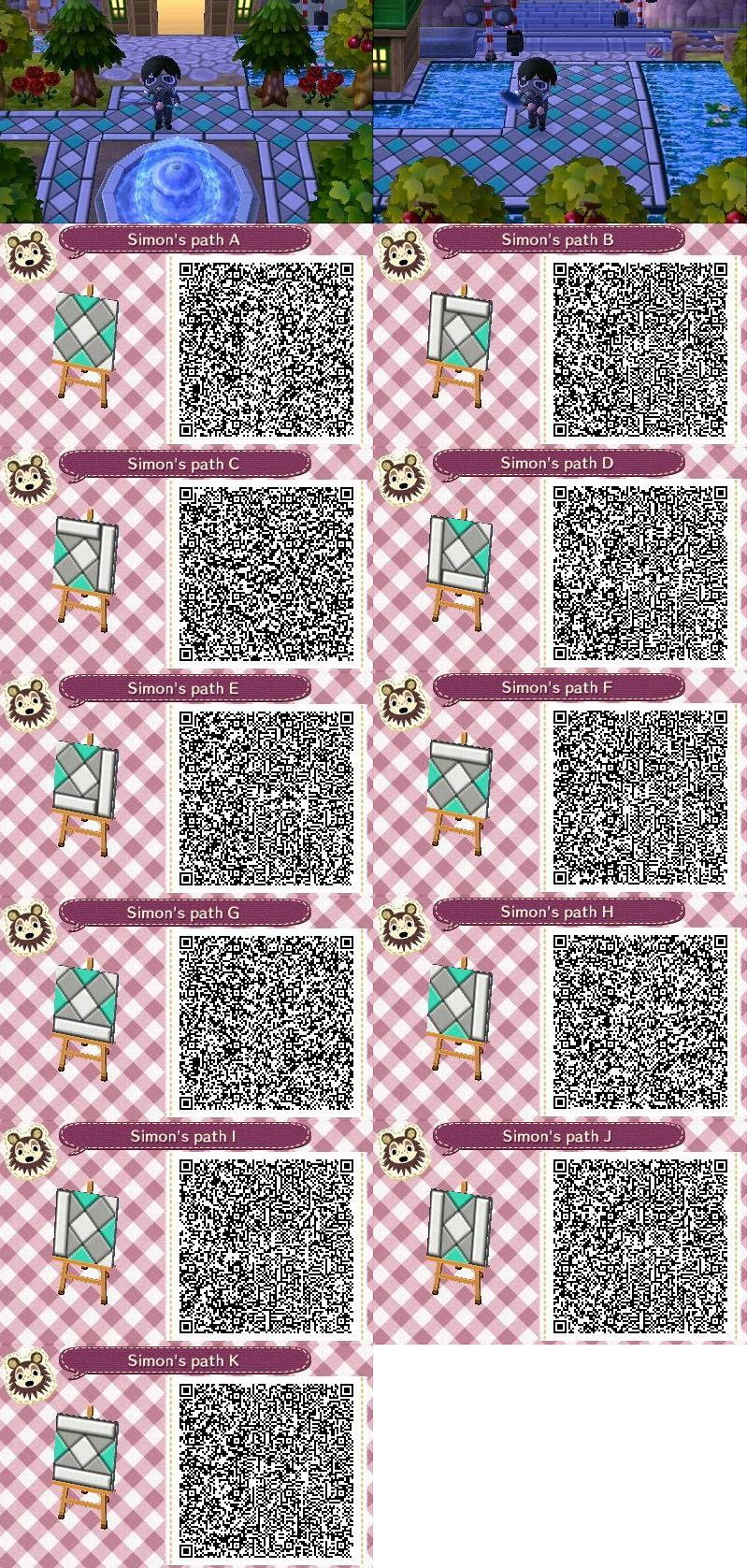 Animal Crossing Patterns New Decorating
