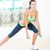 Jillian Michaels' Killer Buns and Thighs Workout