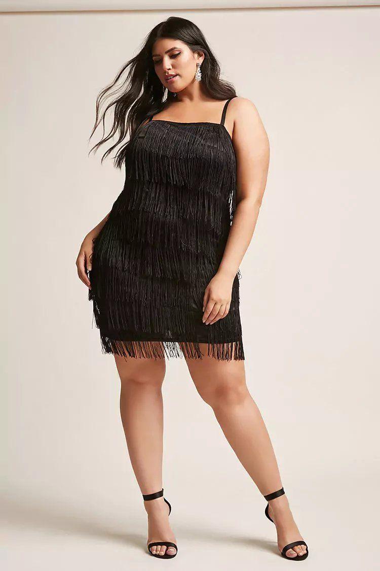 Fringe Dress Forever 21 Plus Size