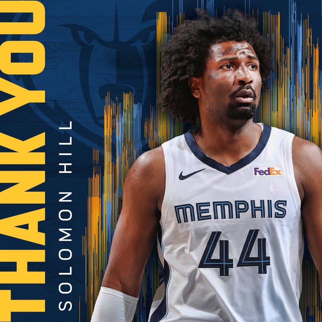 Thank You Solo Memphis Grizzlies In 2020 Memphis Grizzlies Memphis Grizzly