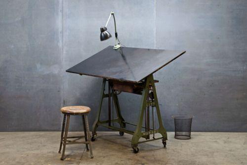 Vintage Design Table