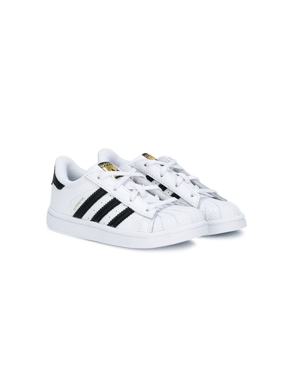 buy popular 90929 6012a Adidas Kids Superstar sneakers - White | Products in 2019 ...