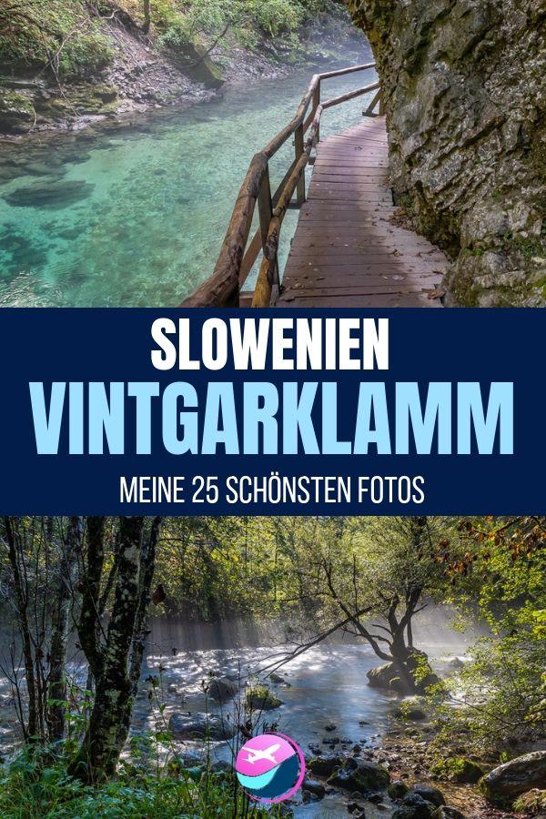 Photo of Vintgarklamm am Bleder See in Slowenien: Meine 25 schönsten Fotos