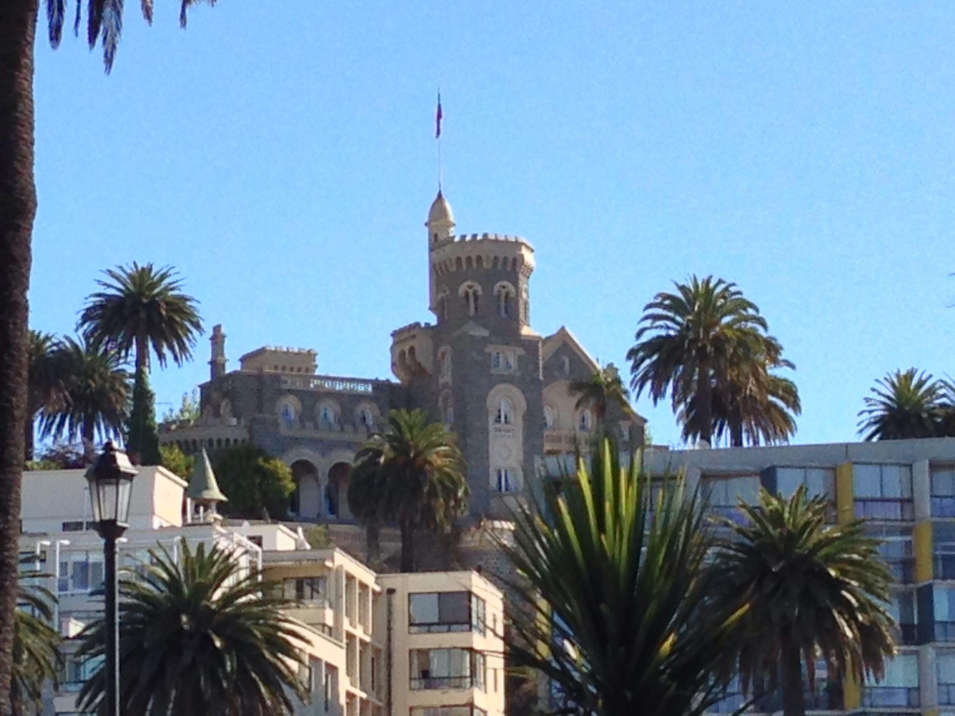 Castillo Brunet, Viña del Mar, Chile