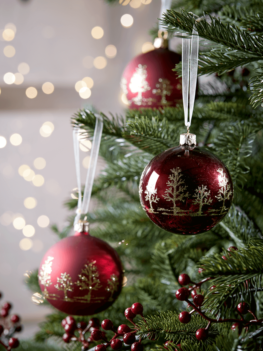 Christmas Tree Decorations Traditional Christmas Glass Baubles Uk Christmas Tree Decorations Christmas Decorations Uk Christmas Decorations