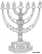 Its Jewish roots and heritage and resemblance of Judaism