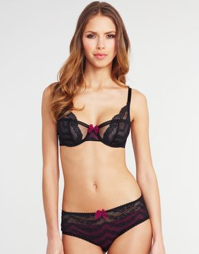 Passionata, Whoops Half Cup Bra. 2 words: sex appeal